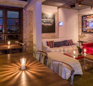 Lounge 3 e Mesas Salão