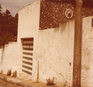 Casa antiga, esquina.