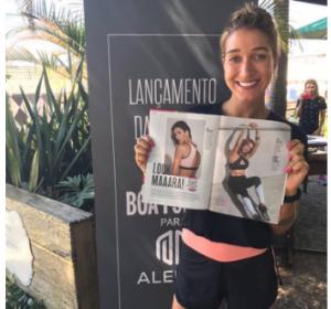 Revista Boa Forma e Gabriela Pugliese