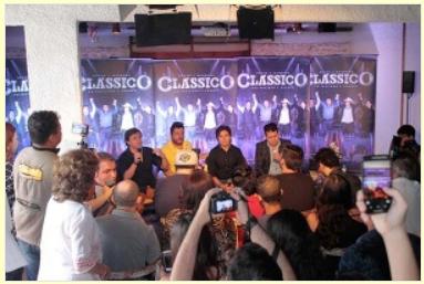 Lançamento do DVD Classico – Chitãozinho e Xororó e Bruno e Marrone