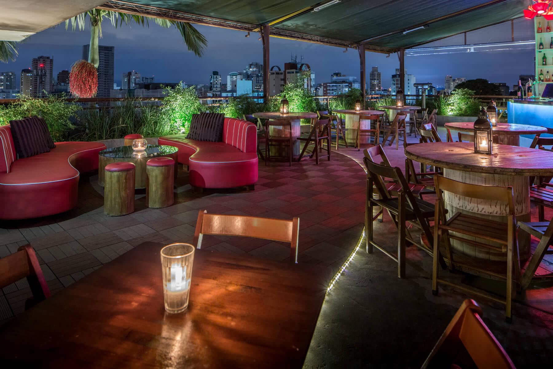 Terraço – Lounge e Camarotes
