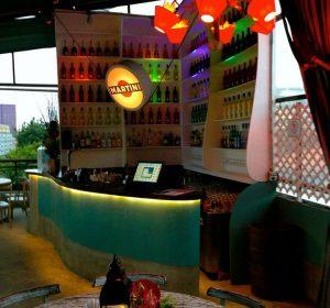 Camarote e Bar do Terraço