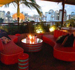 Lounge Terraço e Camarote ao lado