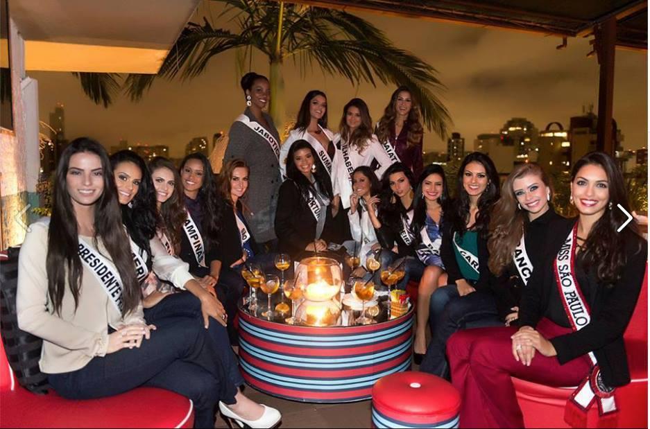Concurso Miss São Paulo